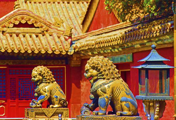ANIMAUX FANTASTIQUES Olivier Tardiveau Photographe Nantes escapade étonnante Cité Interdite Beijing Chine a8-2