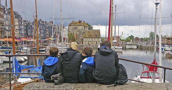 BORDS DE MER Olivier Tardiveau Photographe Nantes étonnante Honfleur b3-13
