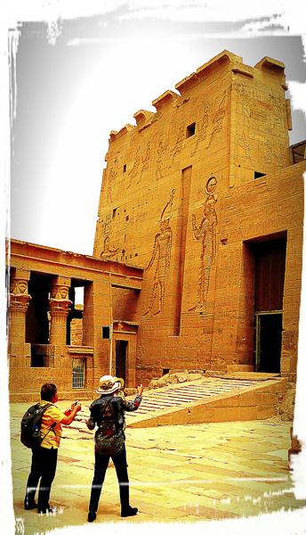 DRÔLERIES DROLATIQUES Olivier Tardiveau Photographe Nantes étonnante Découverte à Aswan a13-3