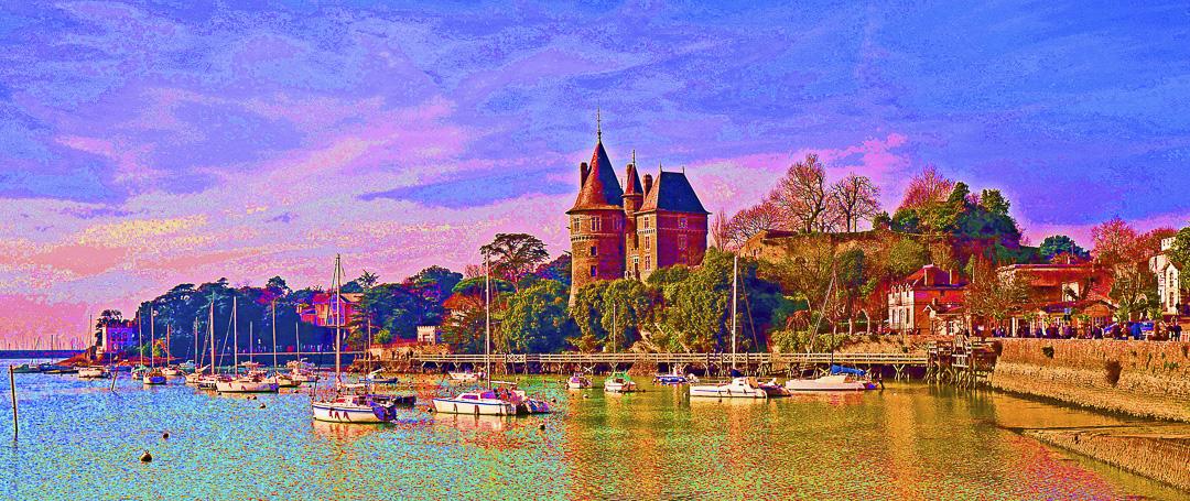 Le-Port-et-le-Chateau-Pornis-flamboyante-contact