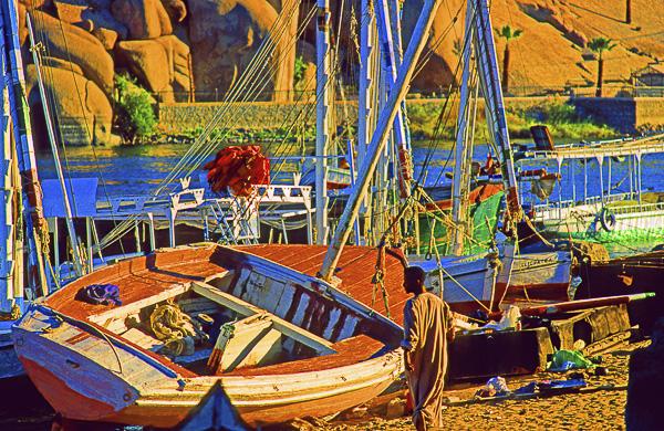 ORIENTALITÉS Olivier Tardiveau Photographe Nantes étonnante navigation Le Nil a3-8