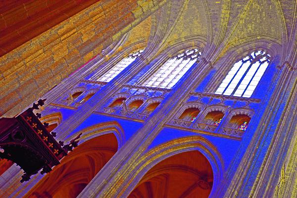 SPIRITUALITÉS Olivier Tardiveau Photographe Nantes étonnante Cathédrale a1-29