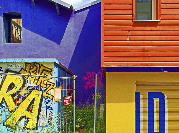 Street Art Olivier Tardiveau Photographe Nantes étonnante Contraste Urbain a11-23