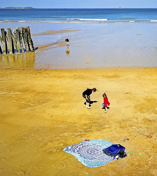 Vacances Olivier Tardiveau Photographe Nantes Saint Malo