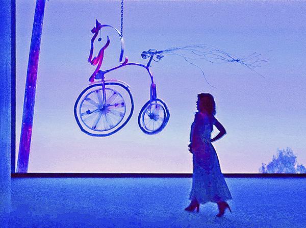 Vélocipèdes Olivier Tardiveau Photographe Étonnantes Vélo Séduction Passagère Nantes a10-11