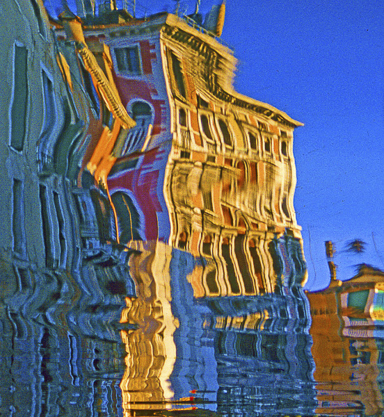 VENISE Olivier Tardiveau photographe a15-12 flamboyante couleur