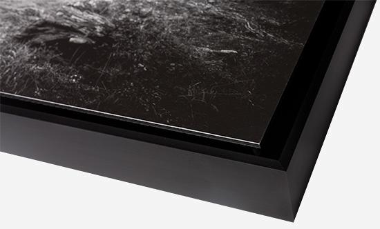 Olivier Tardiveau Photographe Nantes impression caisse américaine noire